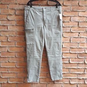 NWT Antropologie Utility Jeans